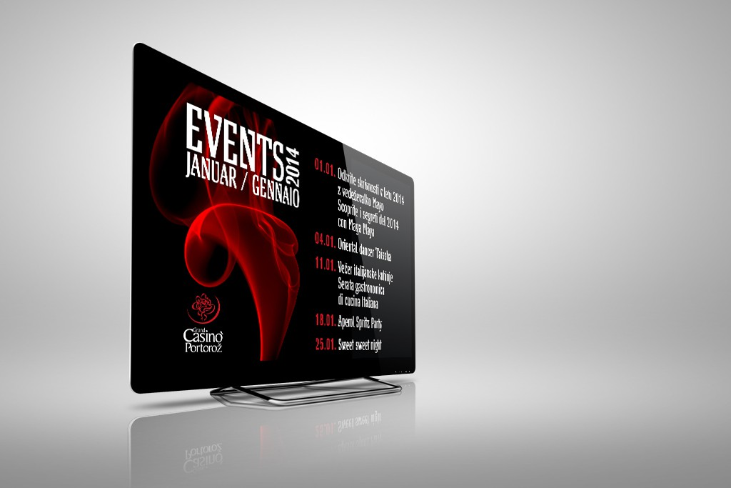 Events LCD