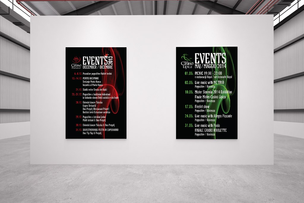 Events Poster