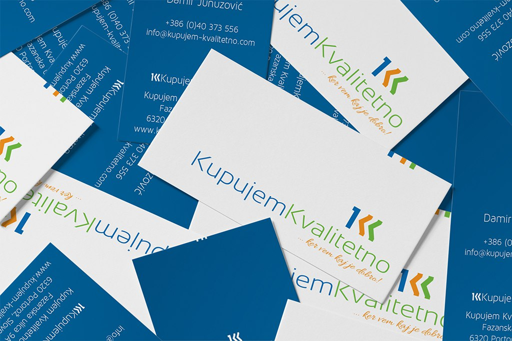 Kupujem Kvalitetno Business Card