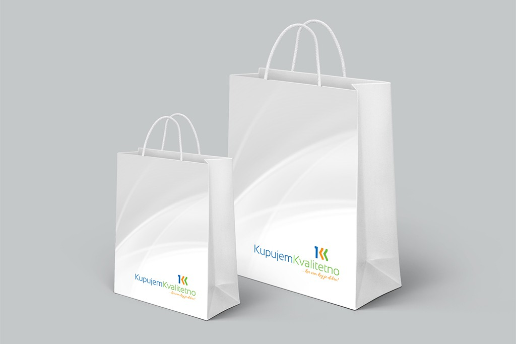 Kupujem Kvalitetno Shopping Bag