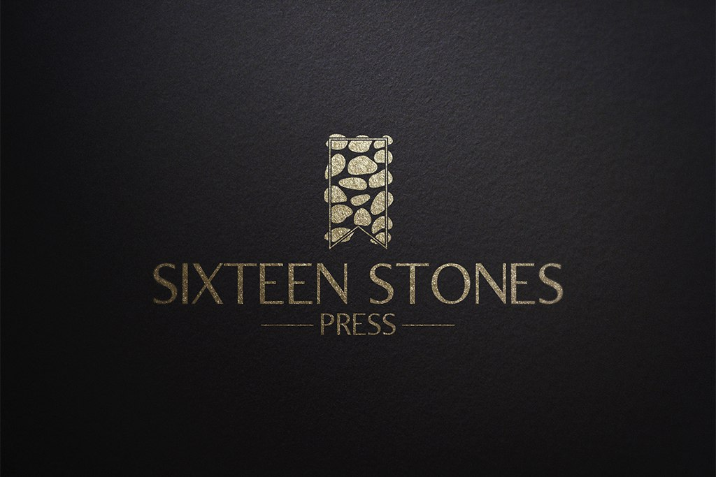 Sixteen Stones Press Logo 2