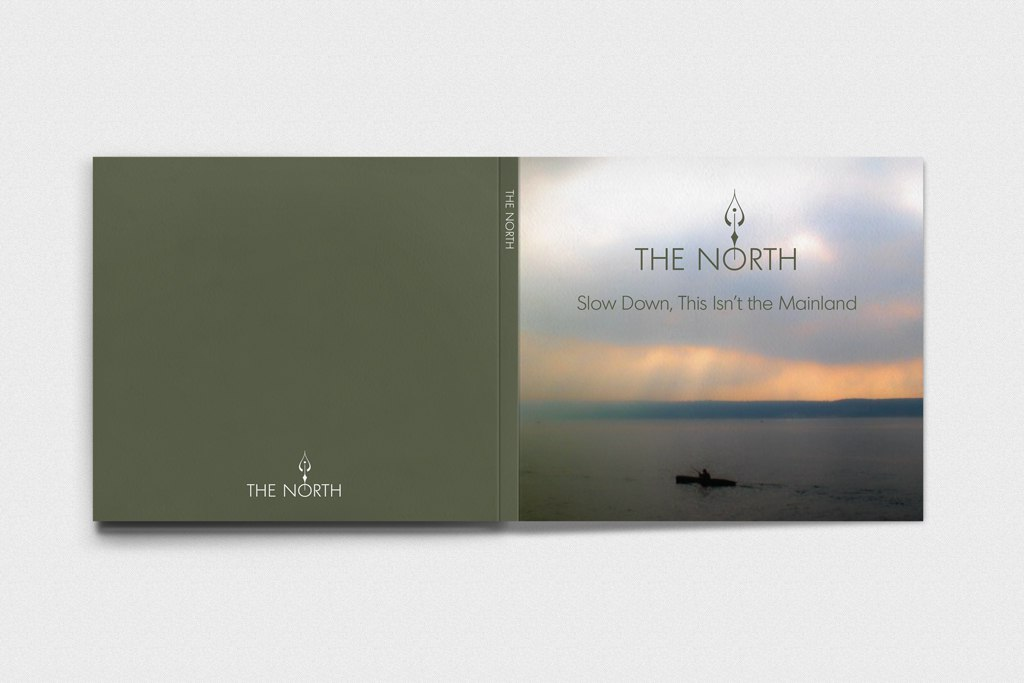 The North CD Cover 1