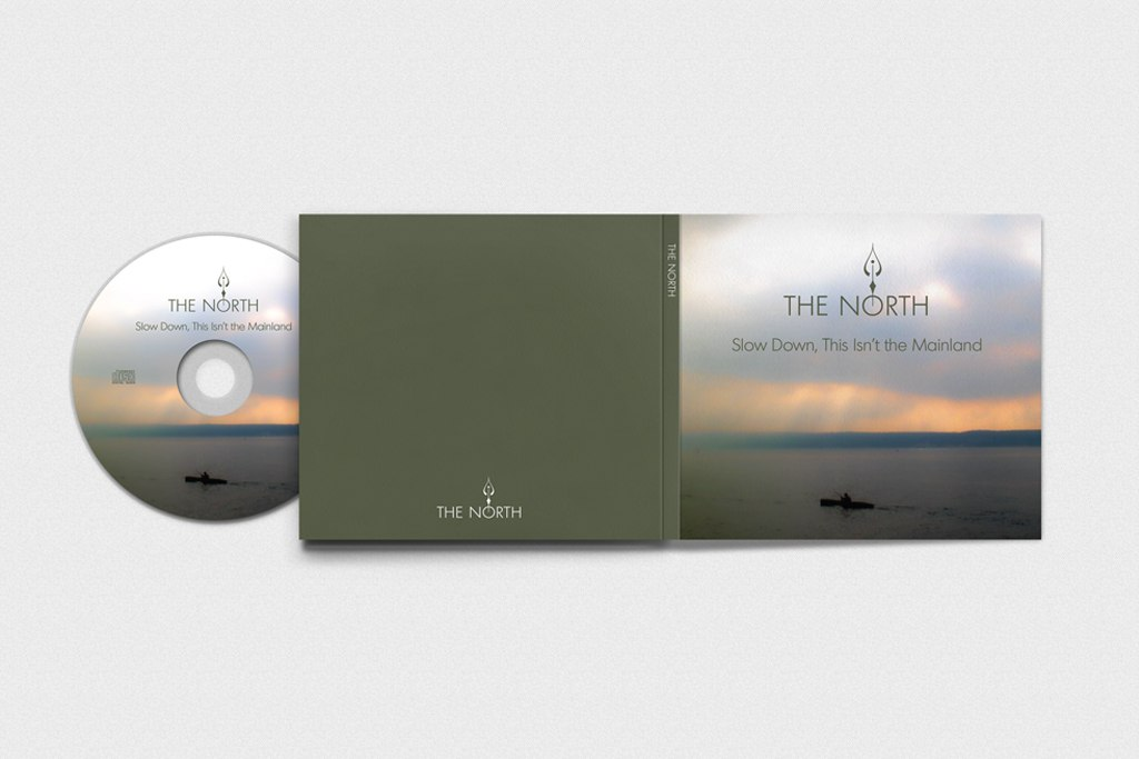The North CD Cover 2